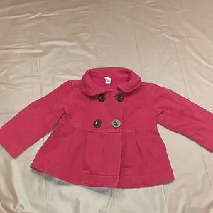 bbc031ed0 Kids  Red Gap Coat on Poshmark